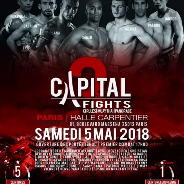 Titi au capital Fight 3
