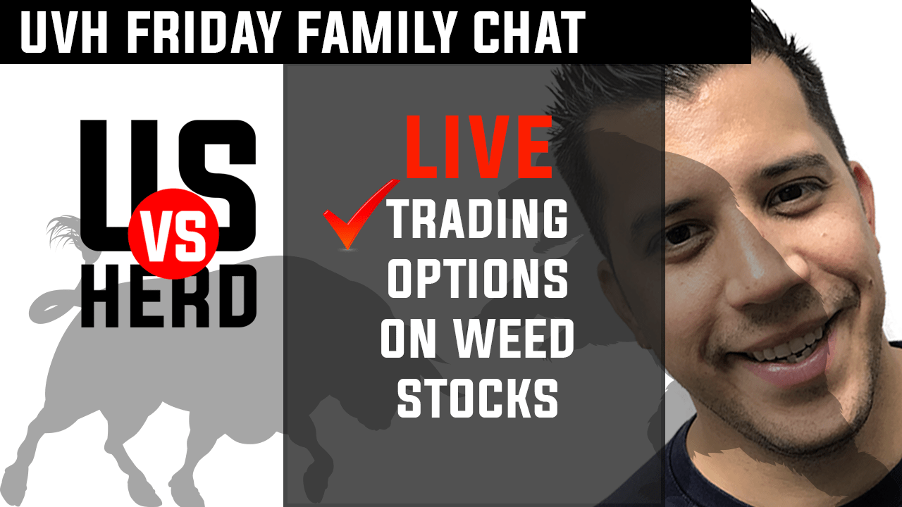 Trading options on friday