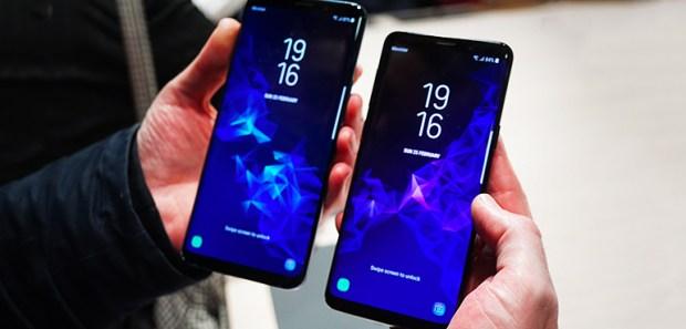 Samsung Galaxy S9 Plus ile ilgili görsel sonucu
