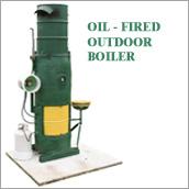 Details Of The Brute Waste Oil Burner