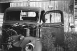 Abandoned Truck in Morgan, Utah, USA