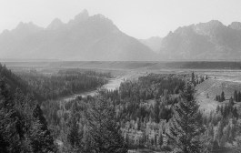 Tetons And Snake River, Wyoming