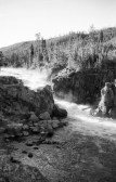 Cascade of the Firehole – Firehole River in Yellowstone National Park