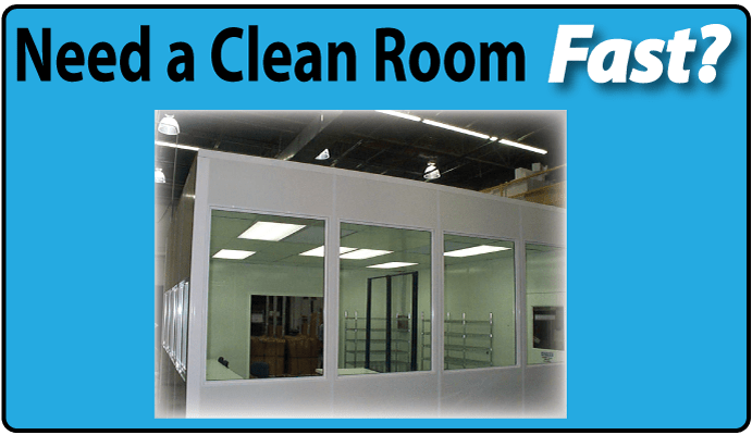 Modular Buildings Clean Rooms