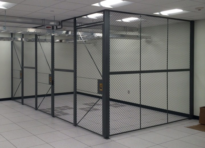 Wire Partitions