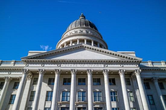 Utah Capitol 03