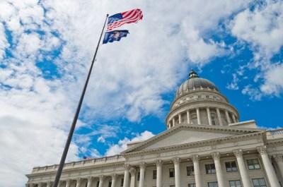 Utah Capitol 12