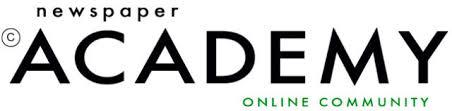 newspaper adademy kevin slimp logo
