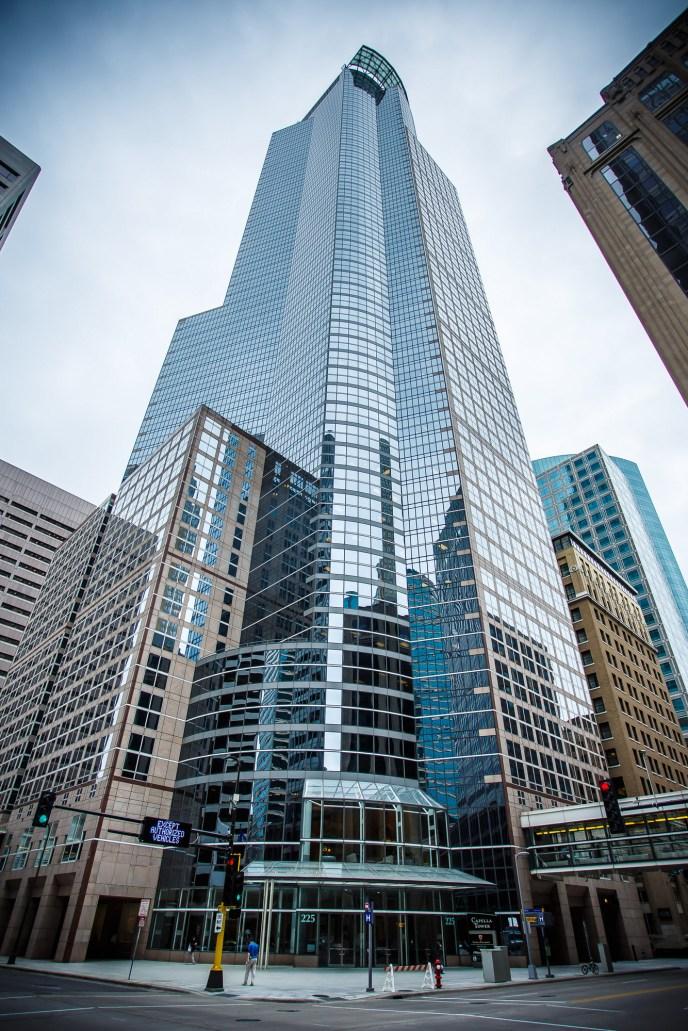 Minneapolis skyscraper