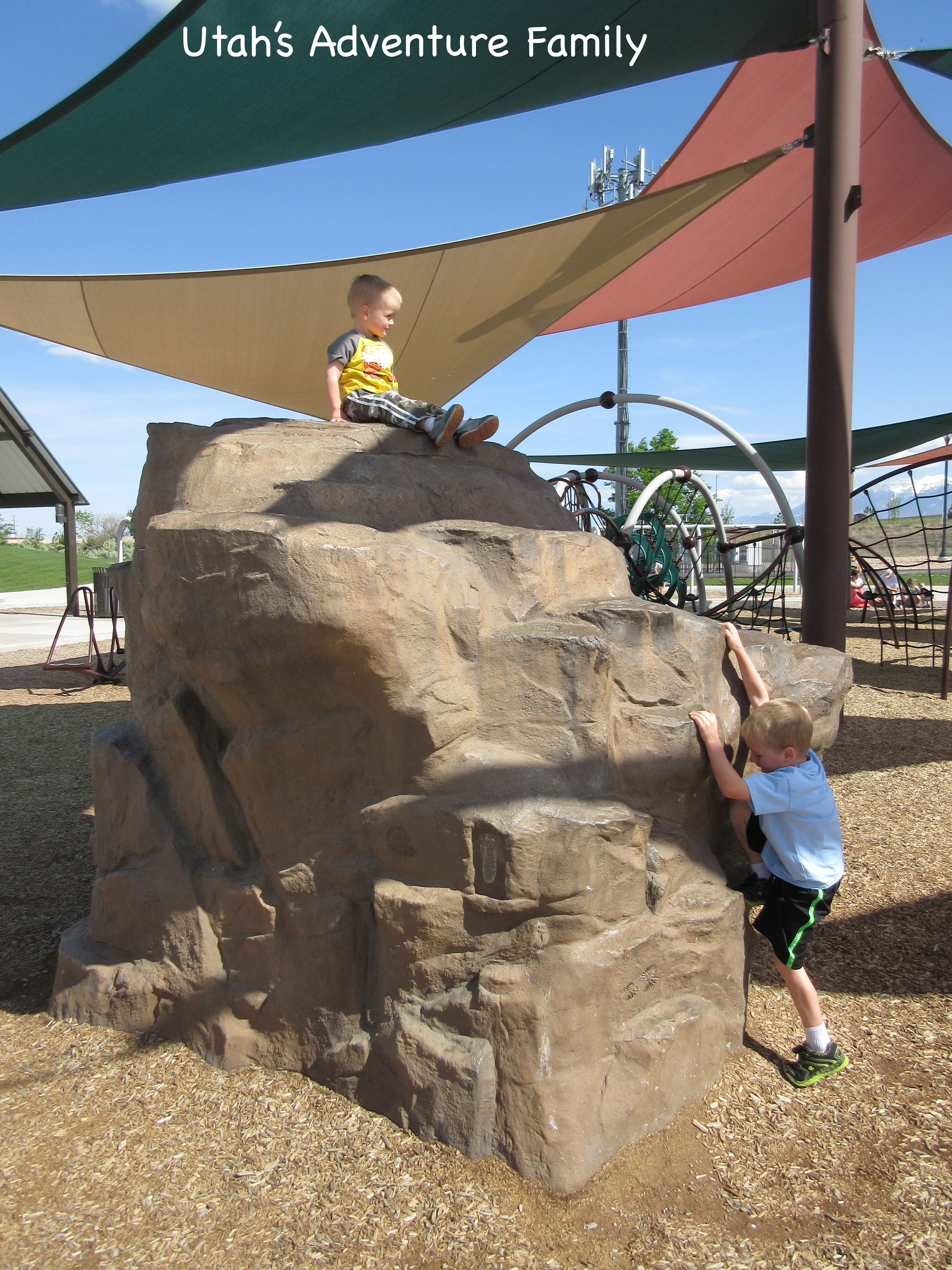 North Park In Spanish Fork Utah S Adventure Family