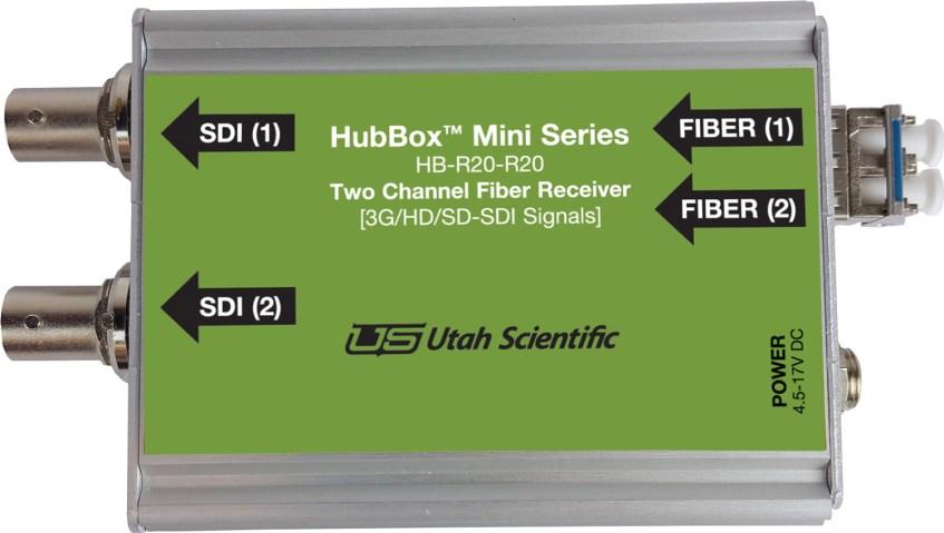 HubBox R20-R20