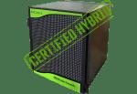 UTAH400 Series 3 Hybrid IP Video Router