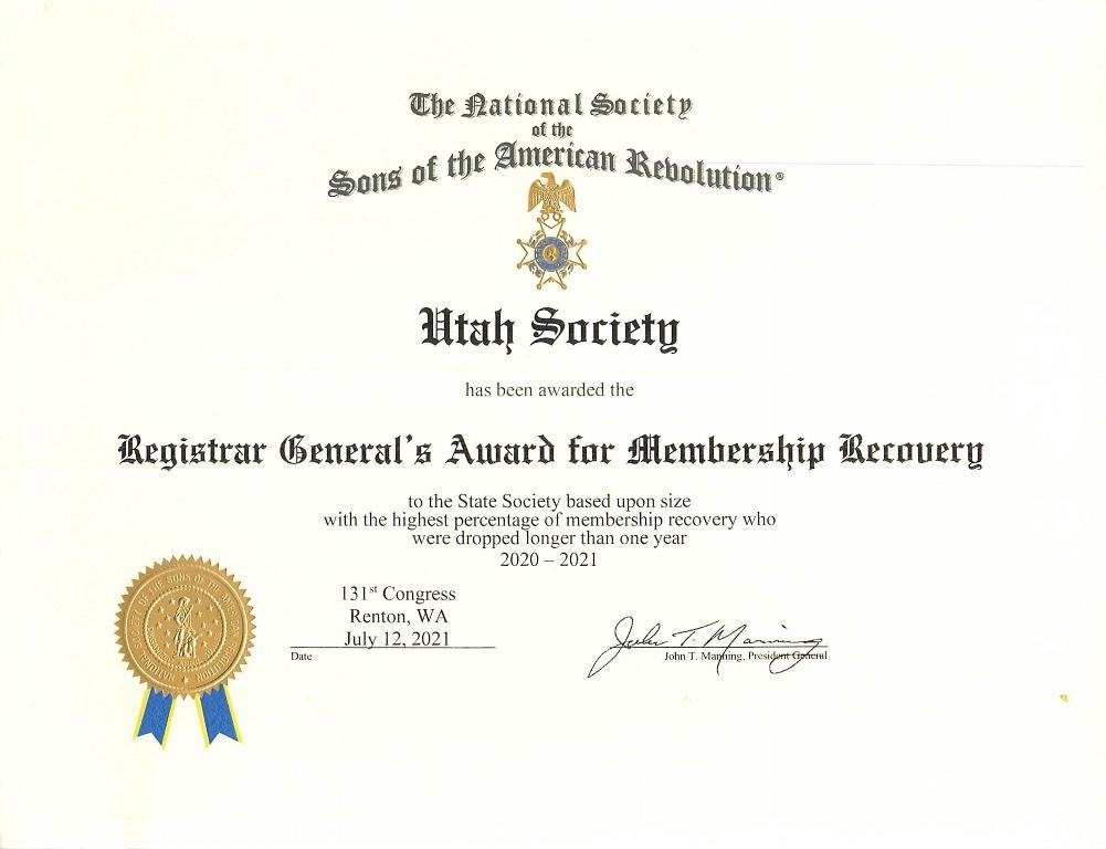 2021_RegGen MemberRecovery