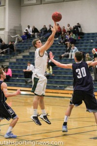 Copper Hills High School vs Layton High School - Basketball