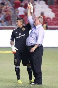 Nick Rimando and Luis Gil called up to US National team