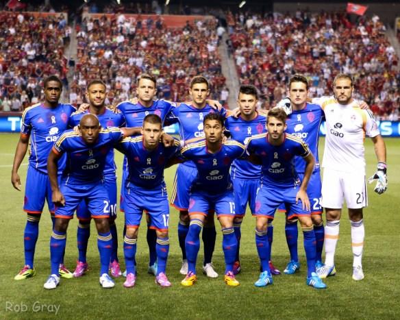 Colorado Rapids Team Photo