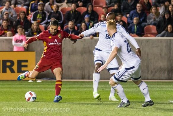 Real Salt Lake vs Vancouver Whitecaps
