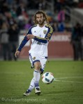 Kyle Beckerman - Photo Rob Gray