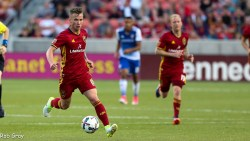 Real Salt Lake Travels to New England for Saturday Kickoff