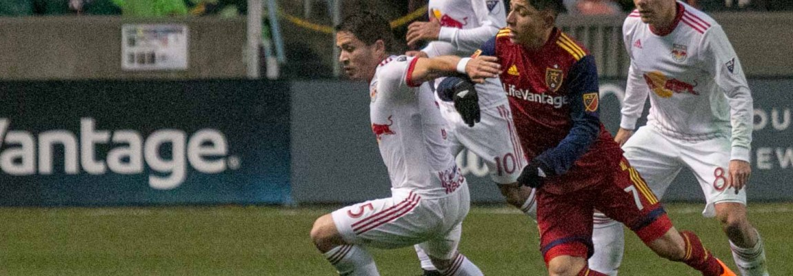 Real Salt Lake hits back with 3 points against the Red Bulls