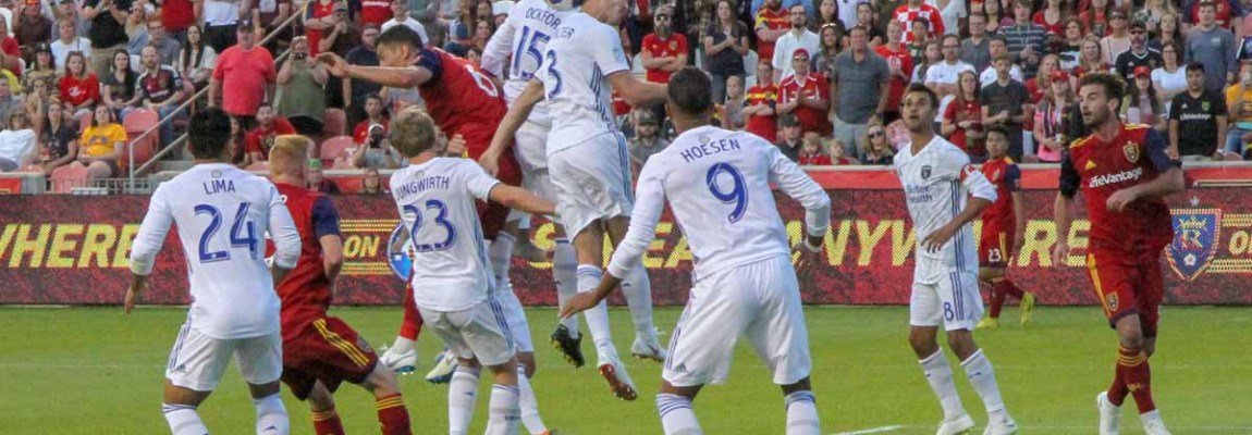 RSL dominates stats, but can't find the winning shot