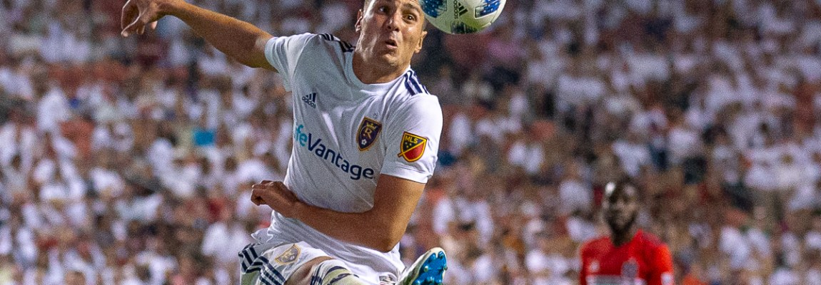 Damir Kreilach gets a brace, RSL gets the win