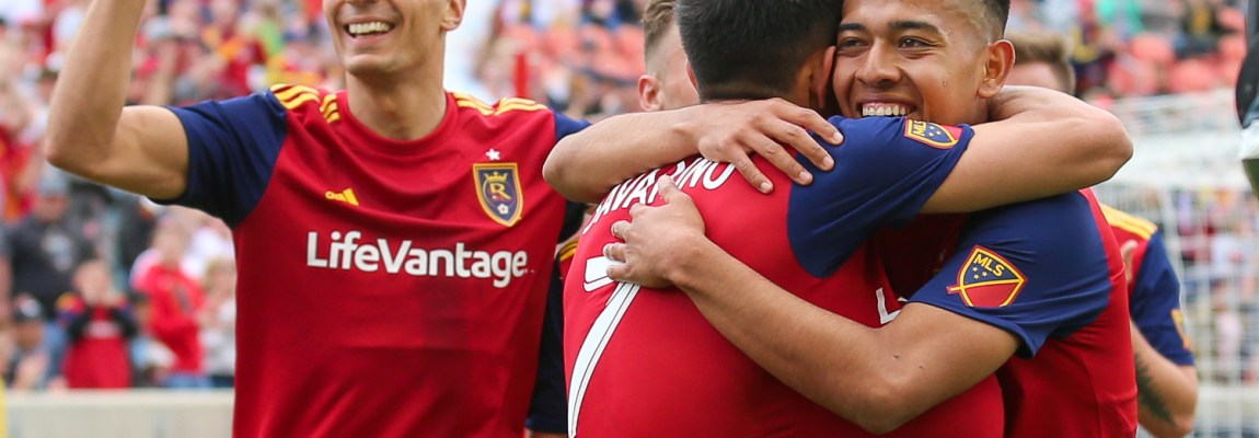 RSL defeats Toronto FC at Rio Tinto