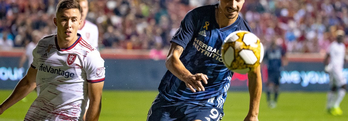 RSL can't overcome slow start in second half against the Galaxy