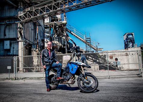 Carl motorcycle