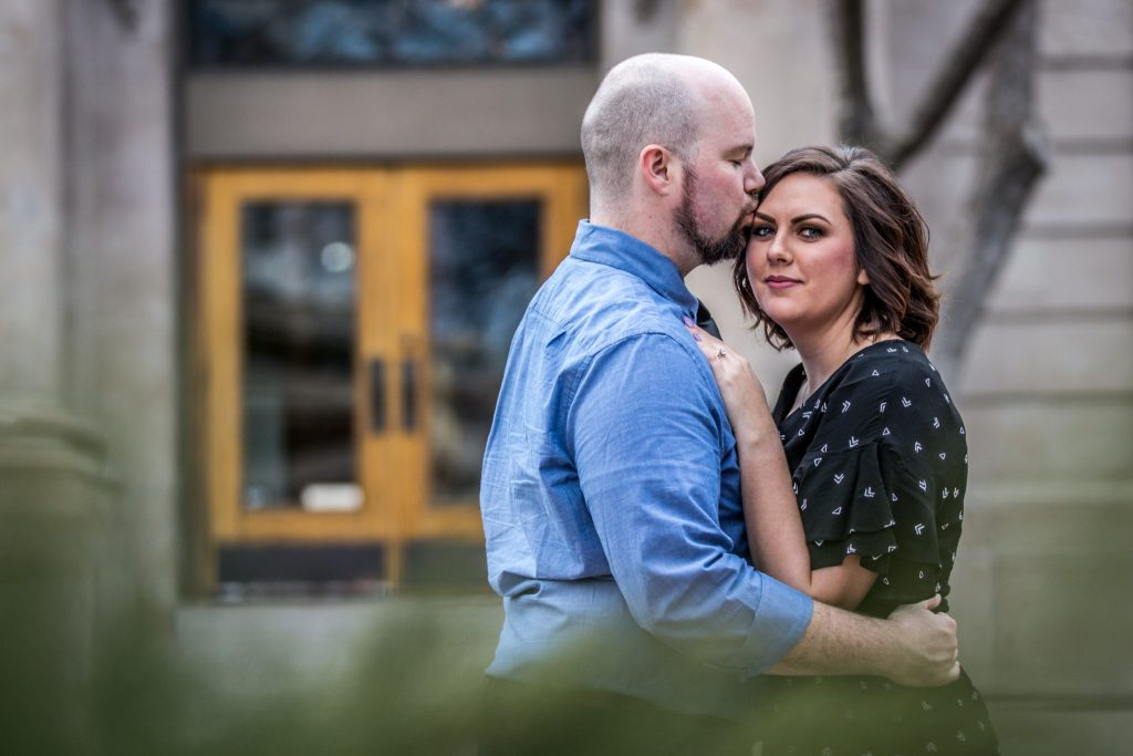 wedding engagements downtown salt lake city utah