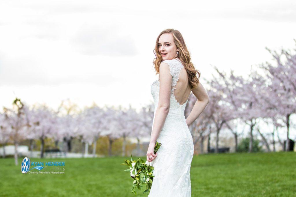 utah state capitol bridals Ryan hender photography
