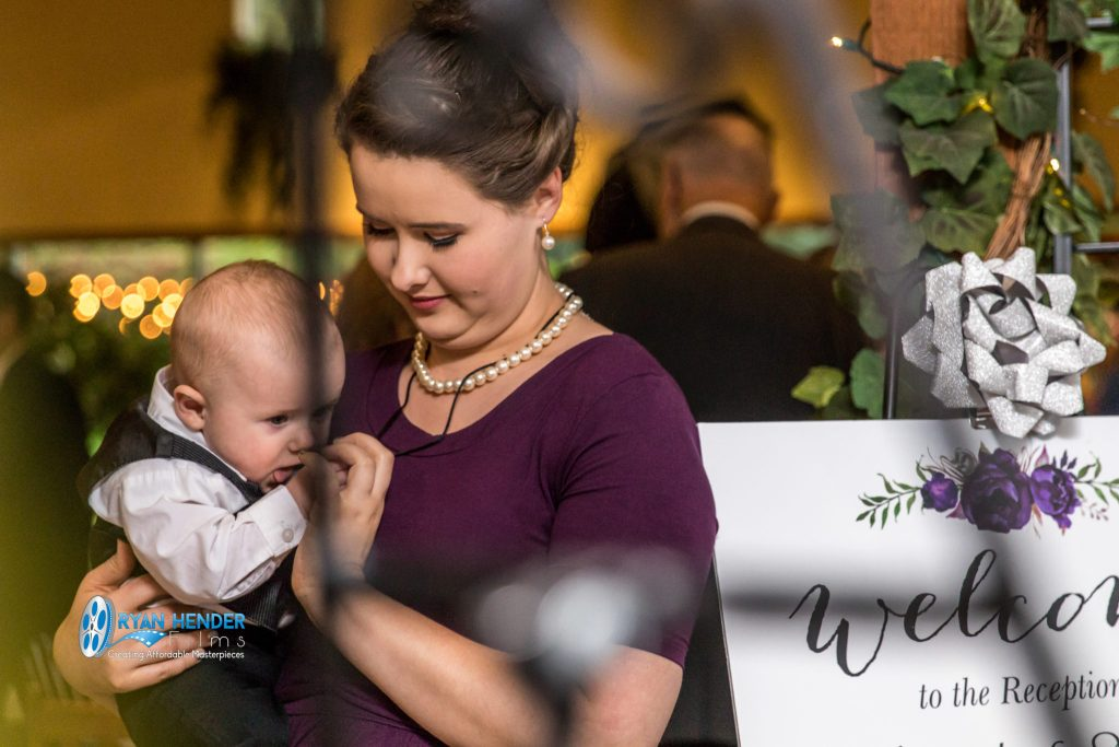 adorable nephew wedding photography utah