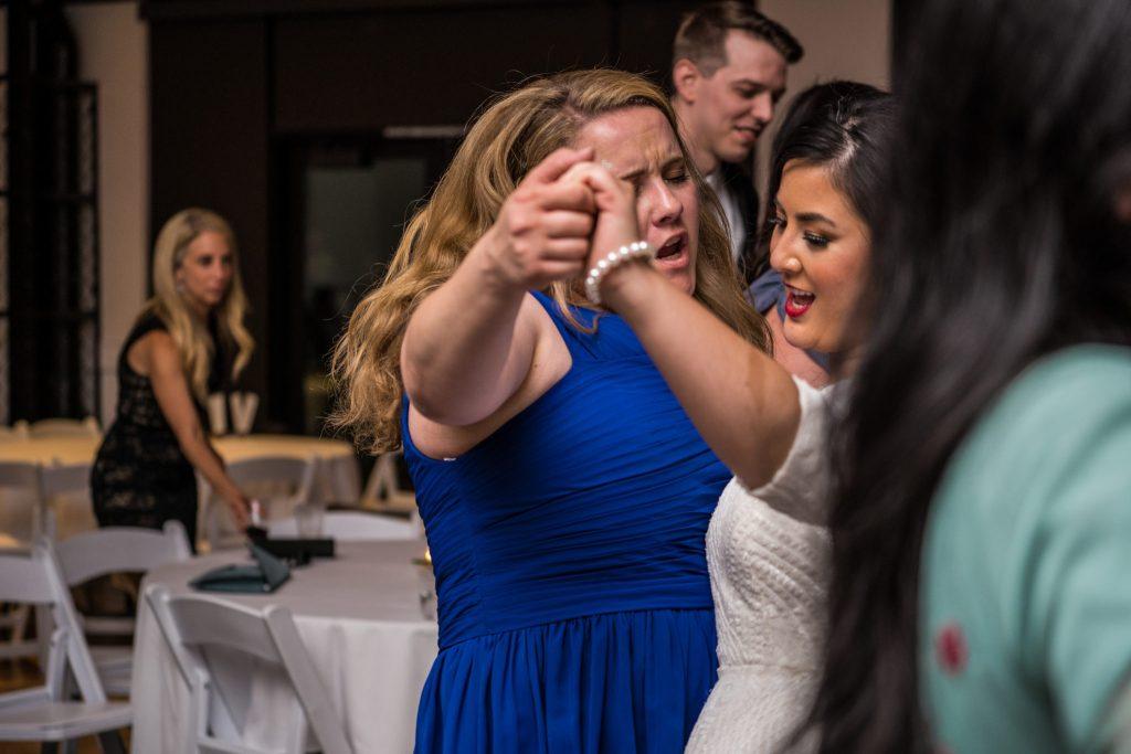 The Falls Event Center, Salt Lake City wedding reception dancing