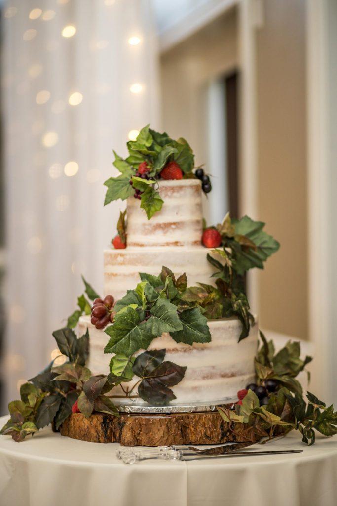 wedding cake noah's