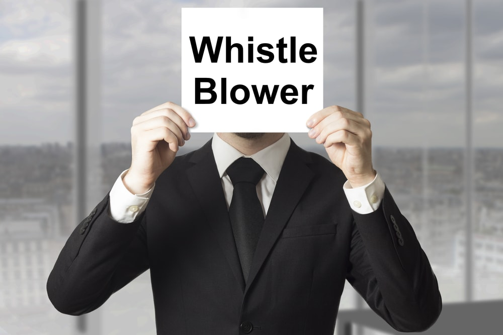 SEC doles out first award during Trump era; but is whistleblower program in trouble