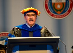 College of Engineering's Commencement speaker: Bill Hale, P.E., Chief Engineer for Texas Department of Transportation
