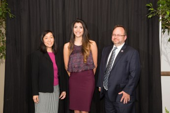 The Weiss Family Endowed Scholarship in Industrial Engineering Award Recipient: Yara Hussein