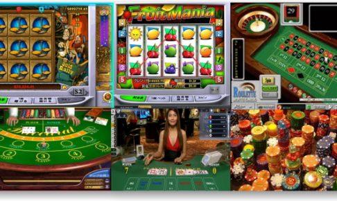 無料オンラインカジノシリーズ