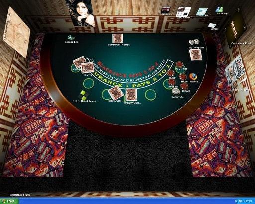 ライブカジノの臨場感が素晴らしい