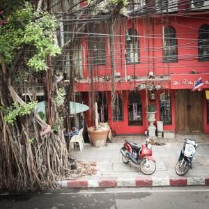 bangkok közlekedés