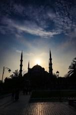 5. Egy török mecset