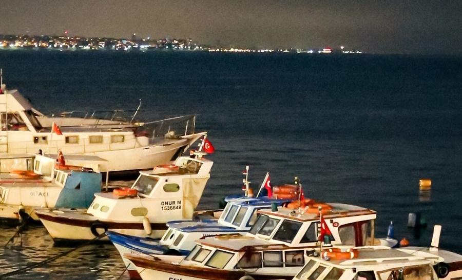 Utolsó isztambuli napunk: az Archeológiai múzeum elcsent kincsei, és a tengerparti étterem kalandja