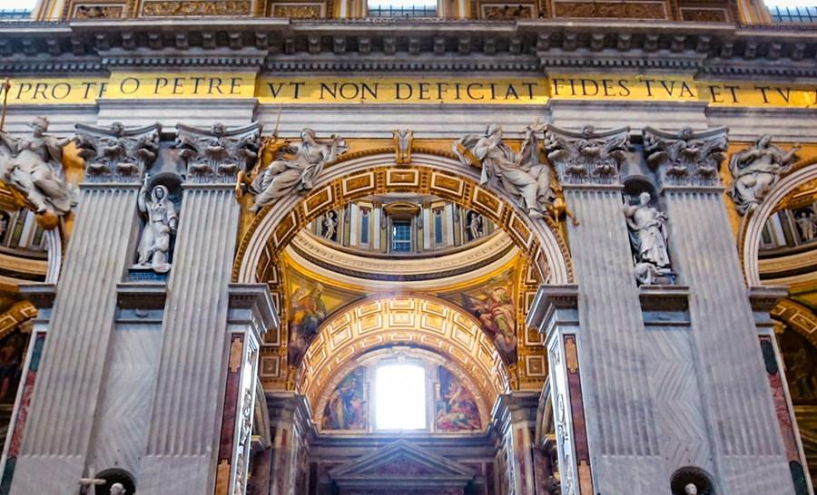 A Szent Péter-bazilika és ami még kimaradt
