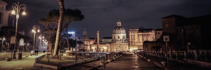 11. Bónusz: Az éjszakai Róma