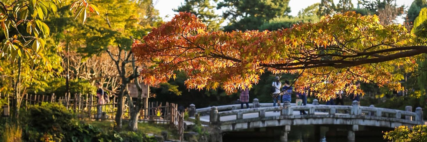 Megérkezünk Kiotóba, a valamikori ezer éves fővárosba, s meglátogatjuk az első japán szentélyt