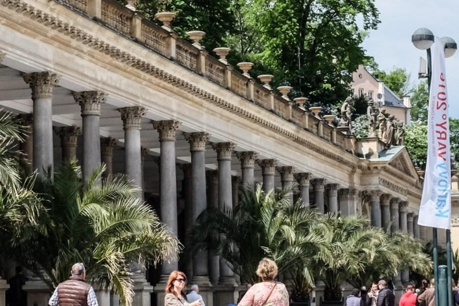 Karlovy Vary, a múzsa