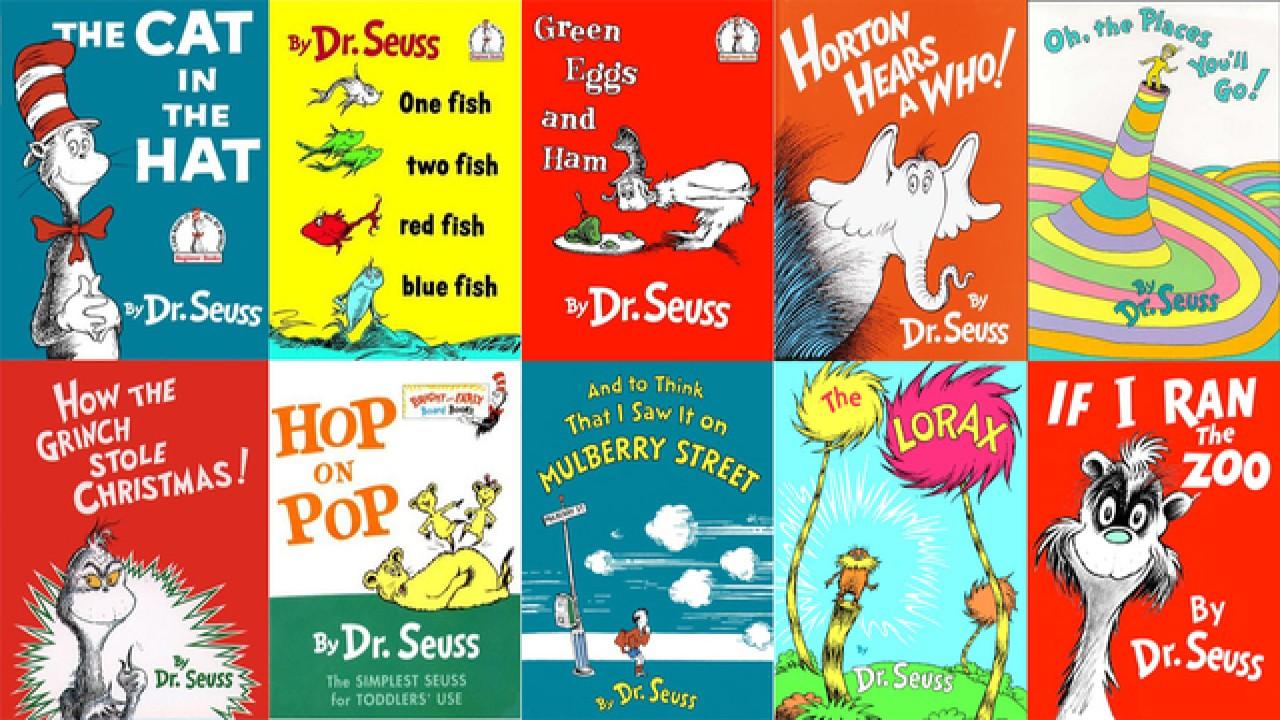Dr. Seuss' Books Photo
