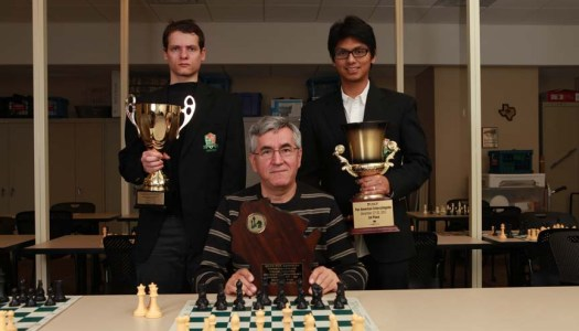Chess team wins third straight Pan-Am