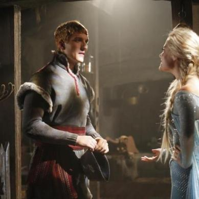 'Frozen' sisters make debut on 'Once Upon a Time' season premiere