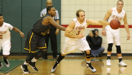 Men's basketball trounces Texas Lutheran in season opener